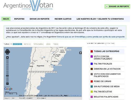 ArgentinosVotan.com