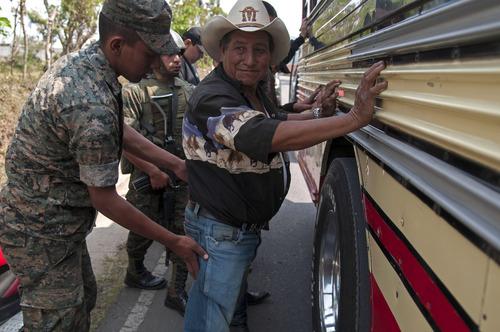 GUATEMALA-MINA